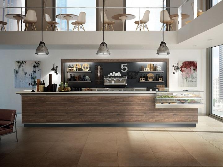 Comptoirs de bar mobilier c h r - Bancone bar casa ...