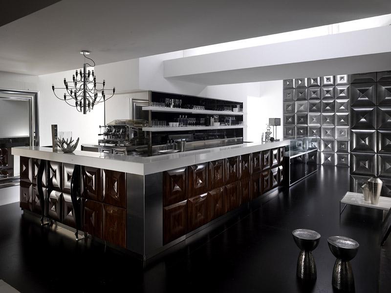 Comptoirs de bar mobilier c h r - Comptoir des fer et metaux luxembourg ...