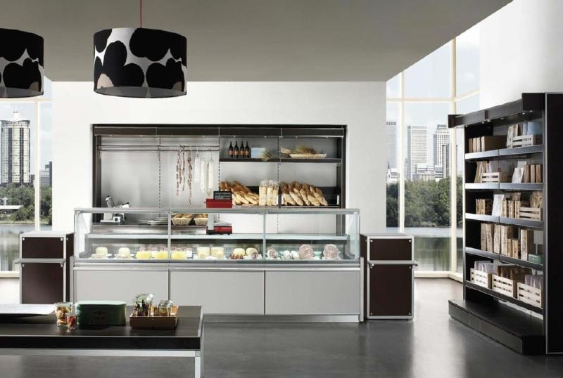 Comptoirs de bar mobilier c h r for Arredamento alimentari usato